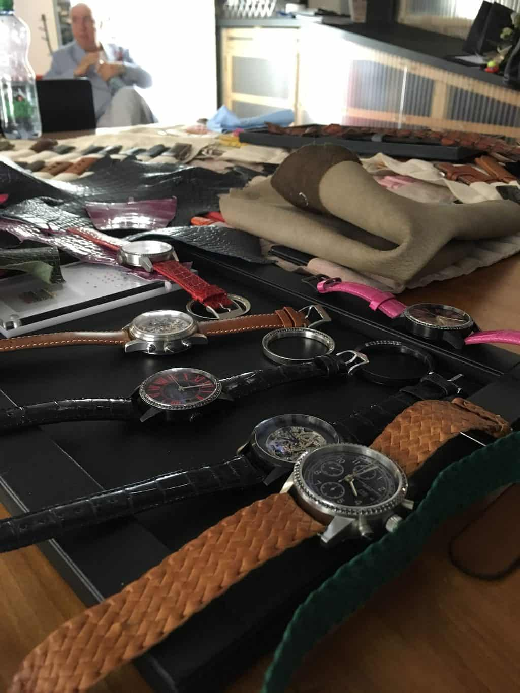 Watch Making in Zurich with Maurice de Mauriac