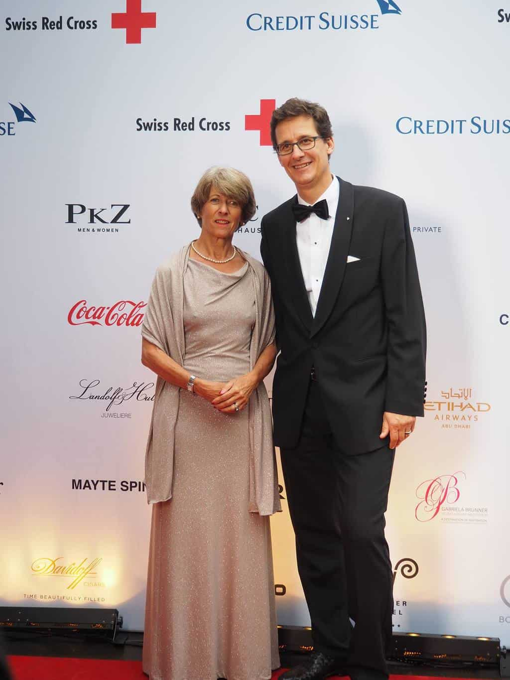 Swiss Red Cross Gala 2017