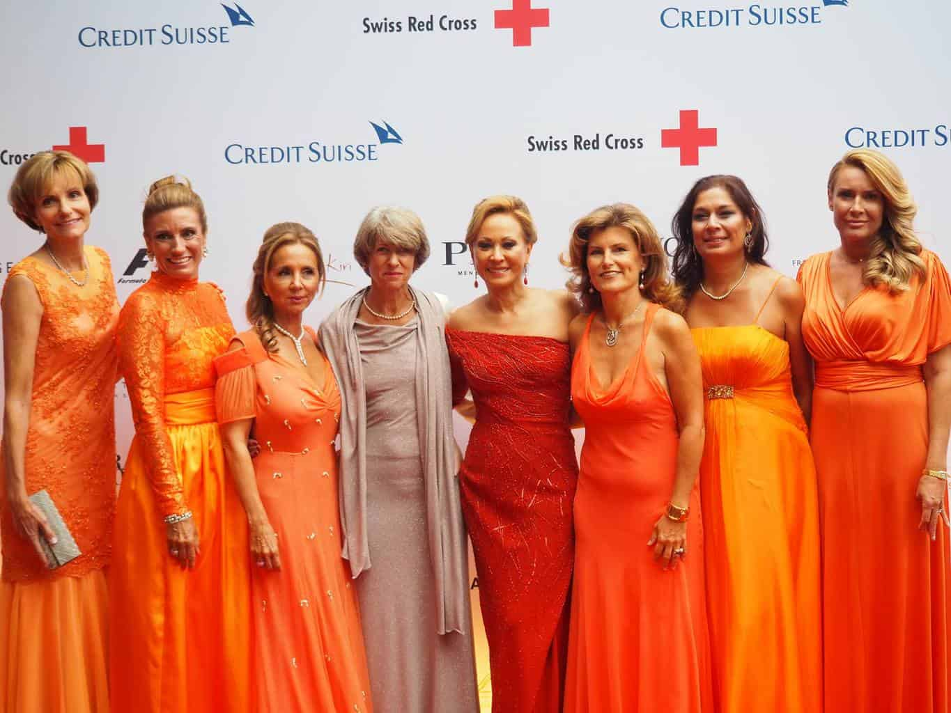 Swiss Red Cross Gala Committee 2017