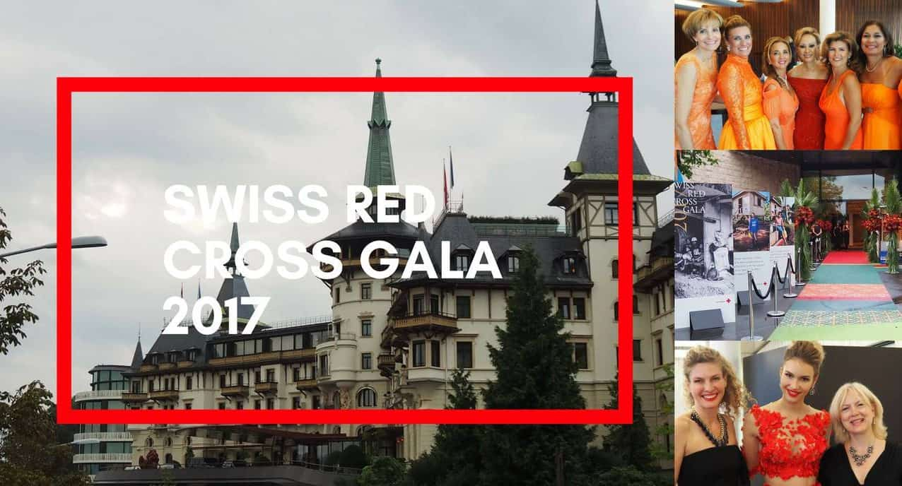 Swiss Red Cross Gala Dinner 2017
