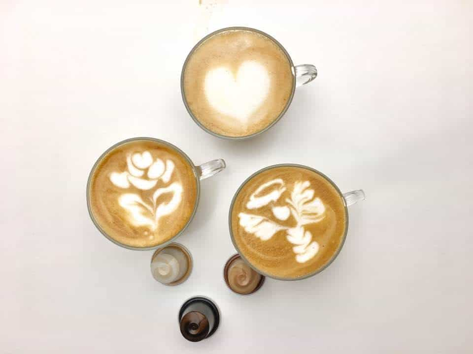 Nespresso Creatista and Easy Steps to Latte Art