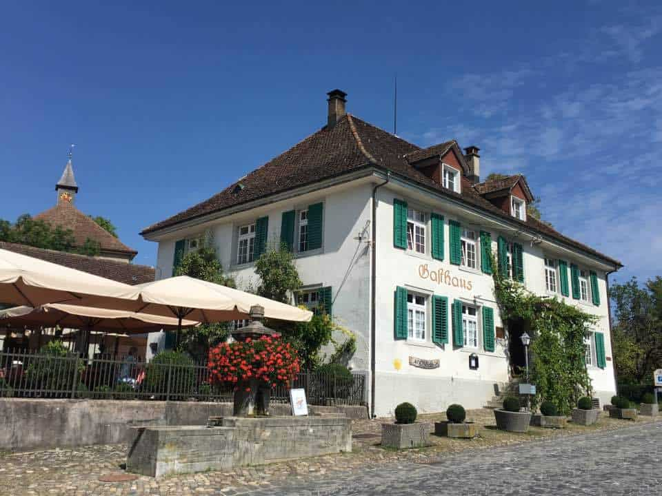 A visit to Kyburg Castle