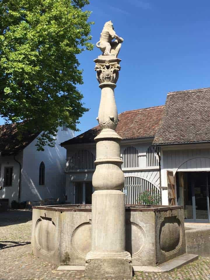 Schloss Kyburg - Castle Kyburg Switzerland