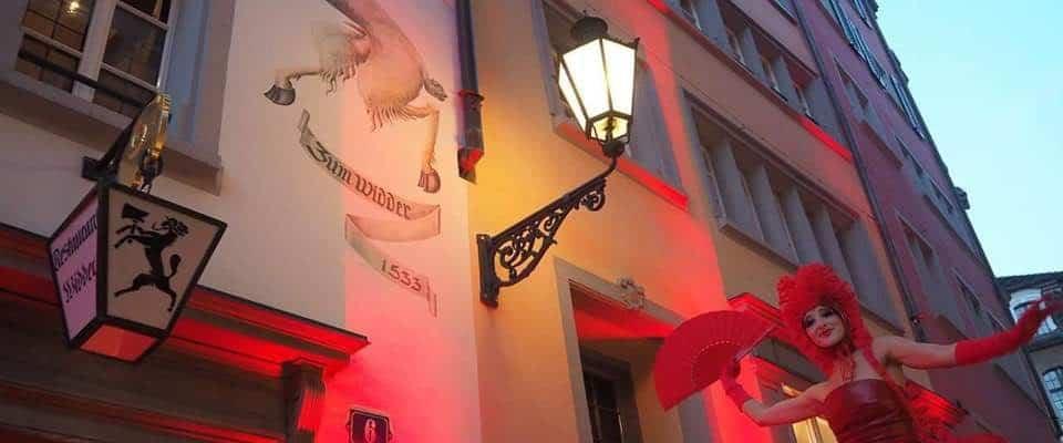 Reopening of Widder Bar and Kitchen Zurich