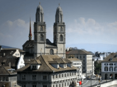 Time Lapse Video of Zurich