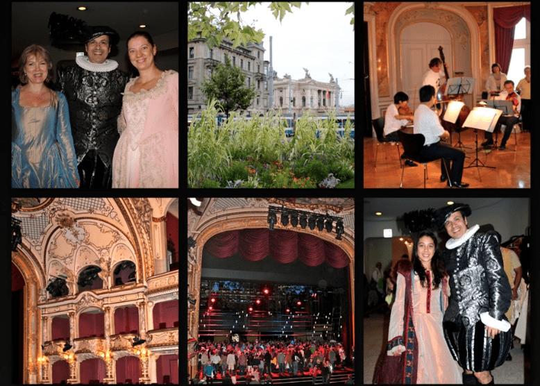 Zurich Opera House Open Day