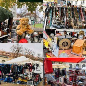 The Kanzlei Flea Market Zurich