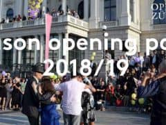 Zurich Opera House's Open Day