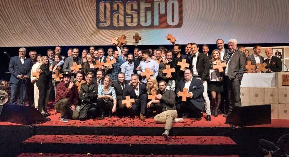 Best of Swiss Gastro Awards 2018