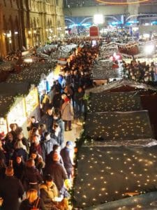 The Tradition of the Swarovski Christmas Tree at Zurich HB