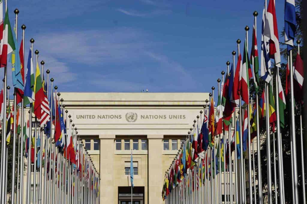 The UN Geneva - Top 10 Must Do Things in Geneva
