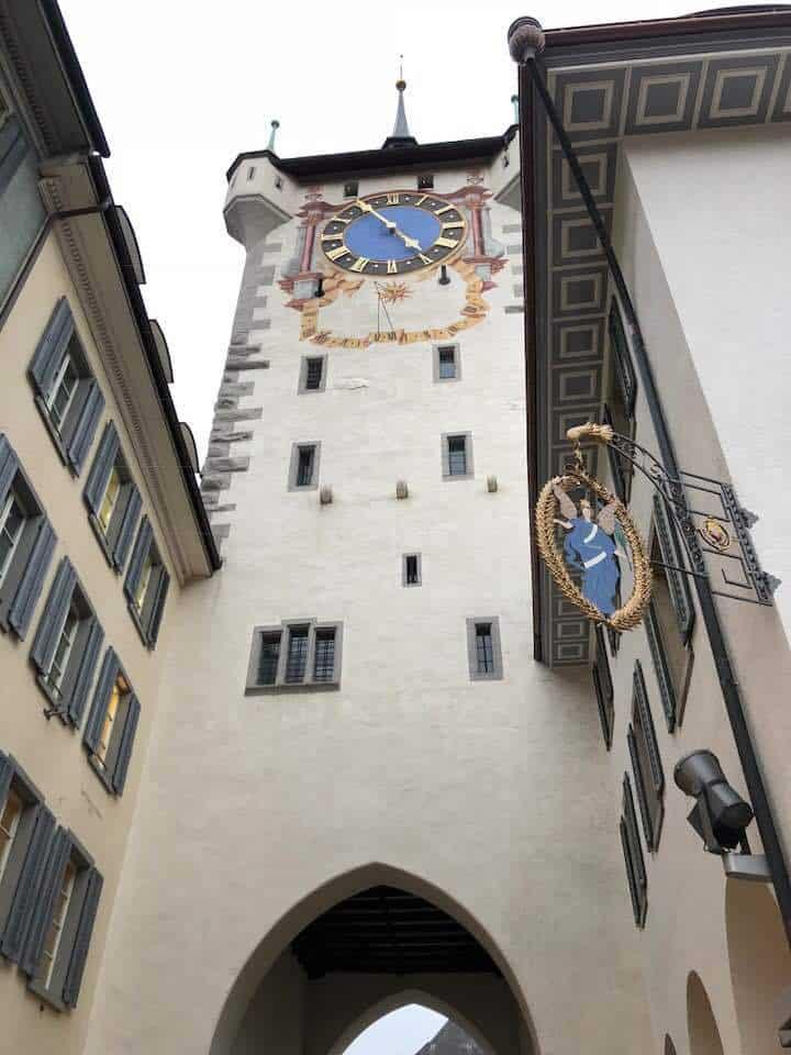 Stadtturm Baden