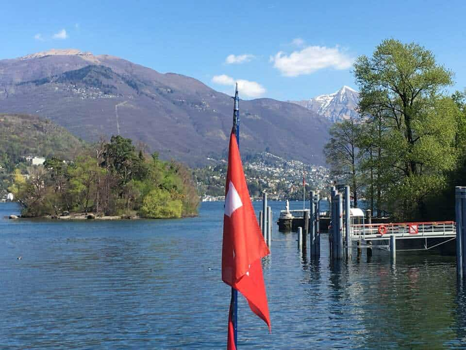 A Boat Trip to The Brissago Islands Ticino