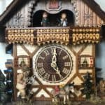 Exploring Cuckoo Clocks in the Black Forest Germany