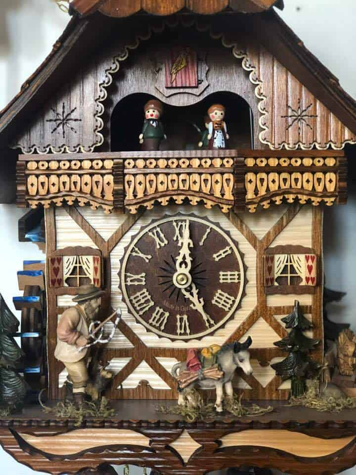 Exploring Cuckoo Clocks in the Back Forest Germany