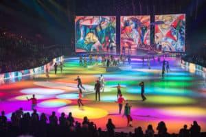 Opening Night of Art On Ice Zurich 2018 - The Original