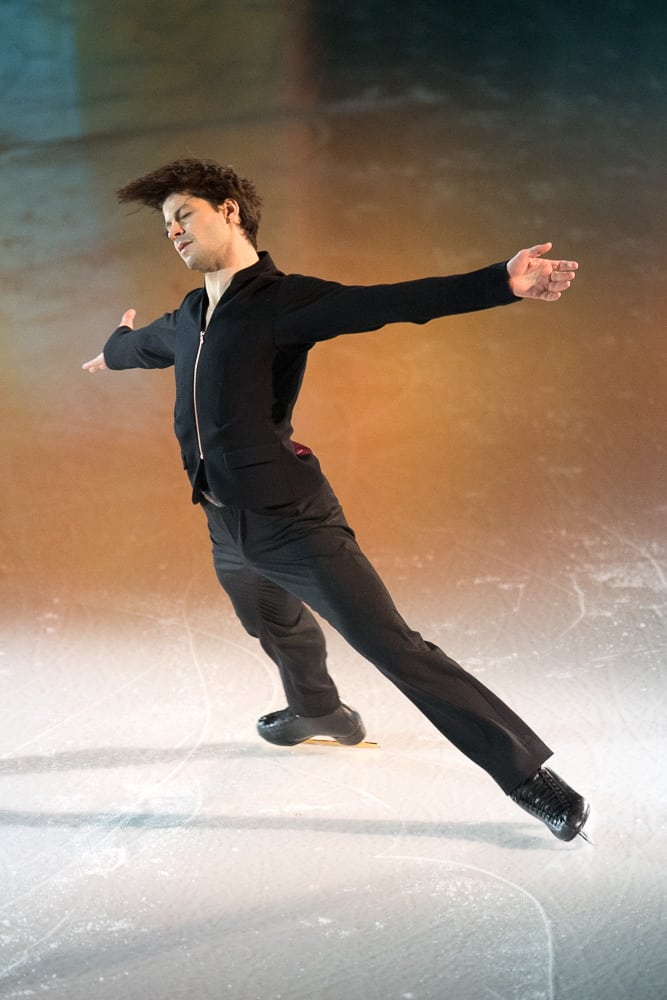 Stephane Lambiel Art On Ice 2018 Opening Night