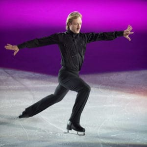 Evgeni Plushenko at Opening Night Art On Ice Zurich 2018