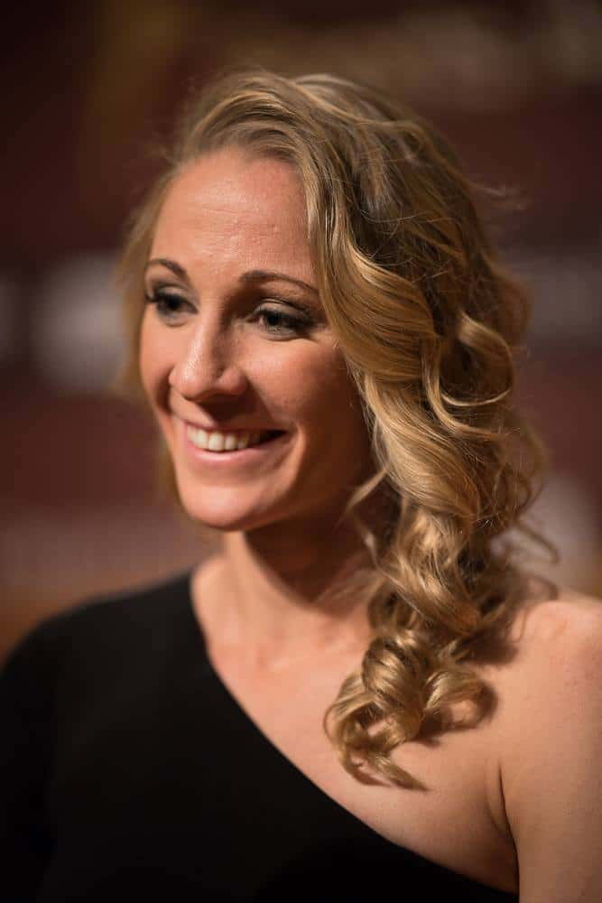 Daniela Ryf at Credit Suisse Sports Awards 2017