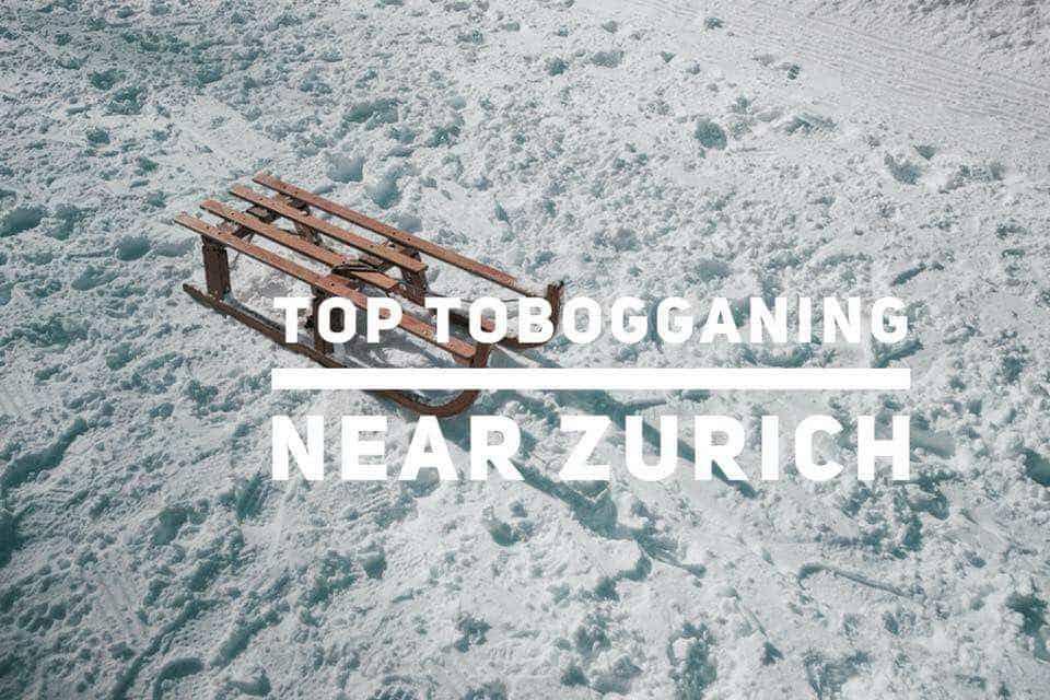 Top Tonboganning Near Zurich