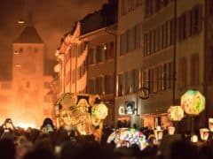 Chienbäse – Liestal Fire Parade – A Swiss Tradition