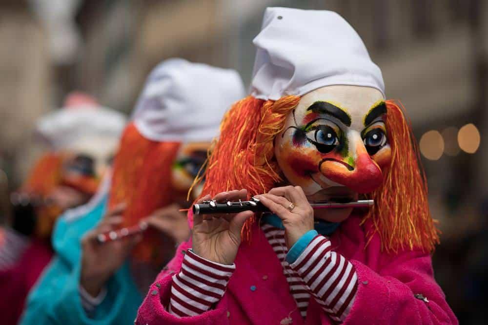 Chienbäse -Liestal Fire Parade- A Swiss Tradition