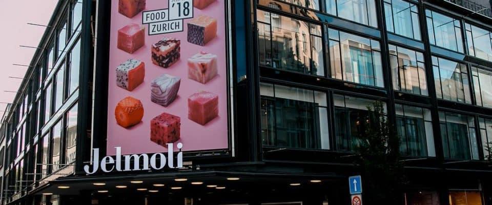Photos of Opening Night of Food Zurich at Jelmoli