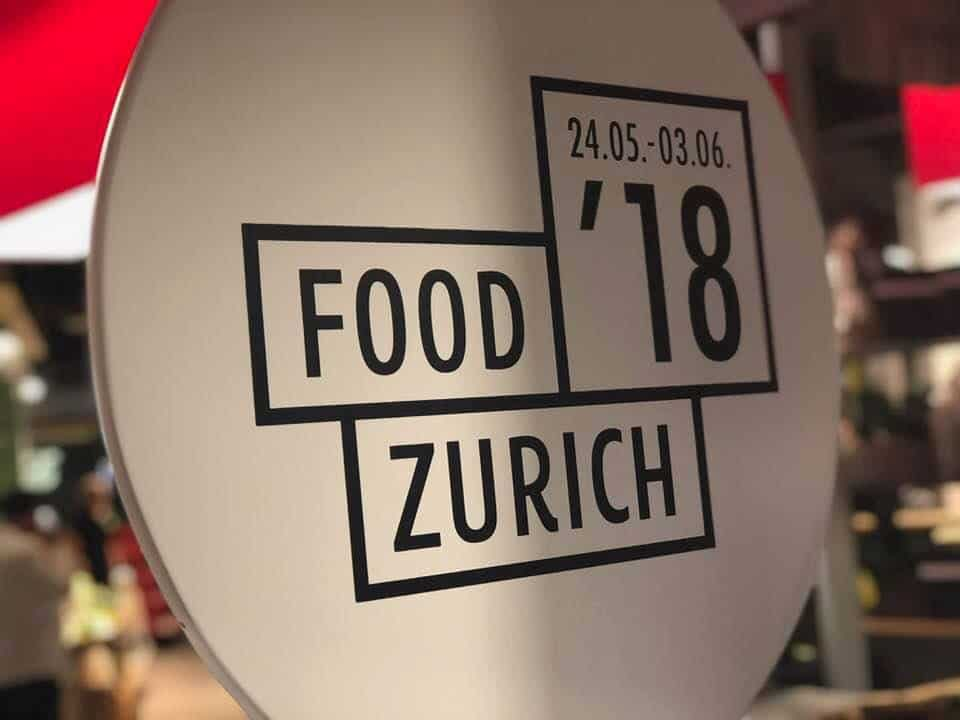 Photos of Opening Night of Food Zurich at Jelmoli