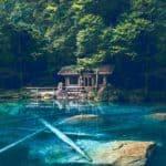 Hidden Gems …. the Blausee