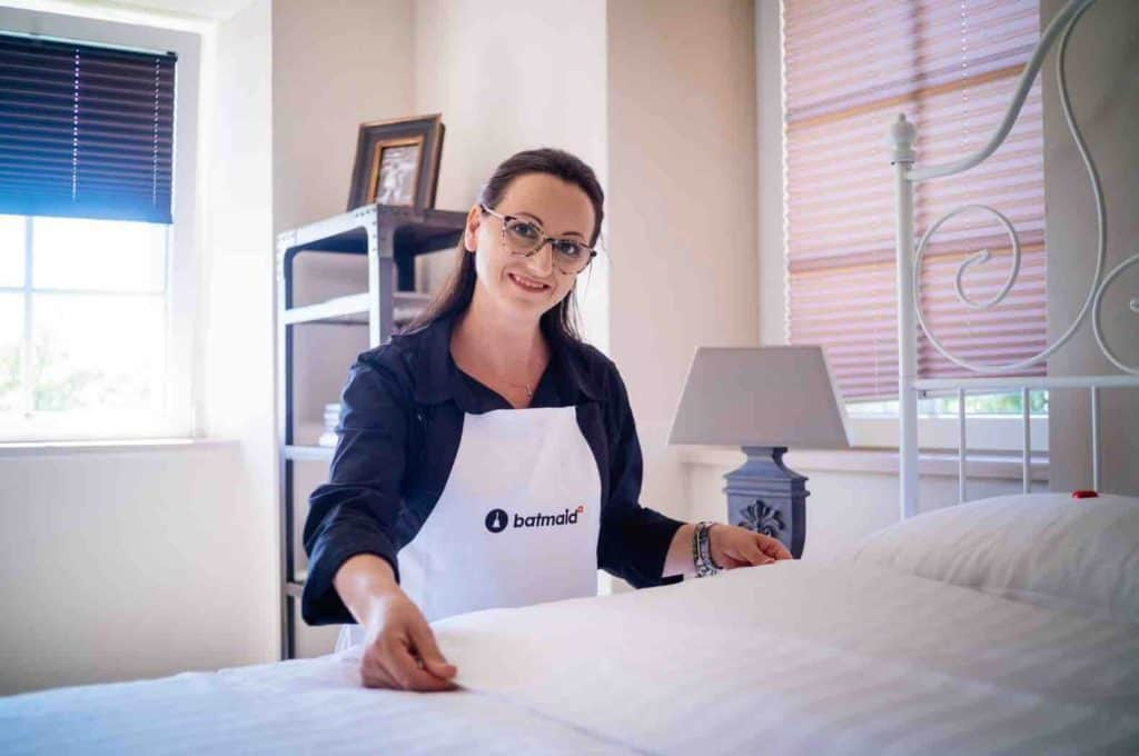 Hiring a Cleaner in Zurich - Batmaid to the Rescue!
