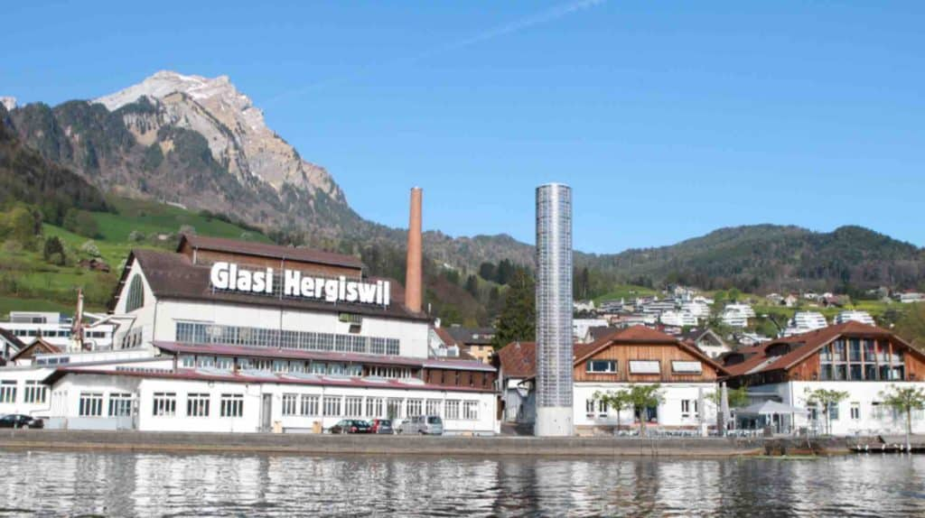 Hergiswil Glass Factory - Glasi Hergiswil