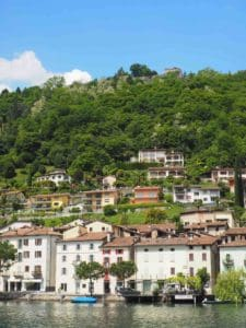 Morcote One of The Most Beautiful Villages of Switzerland