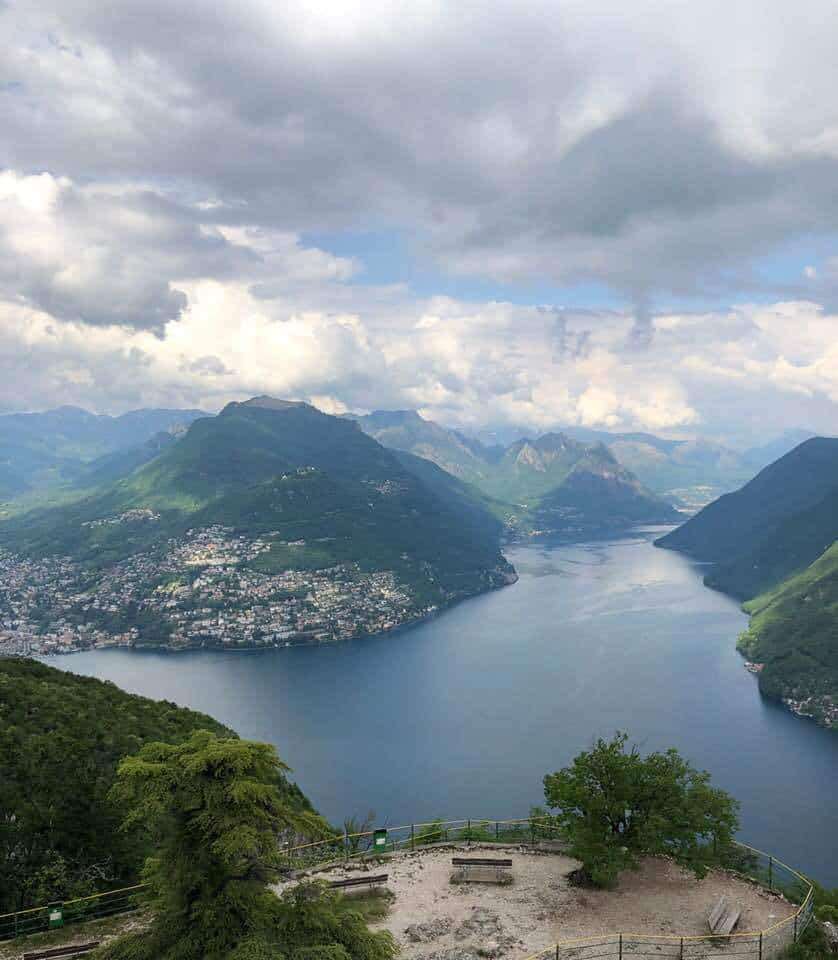 Monte San Salvatore Lugano Switzerland