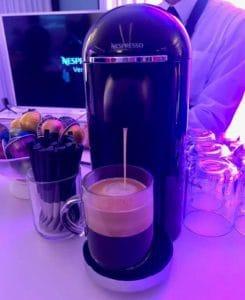 New In Switzerland! Big Coffees With Nespresso VERTUO