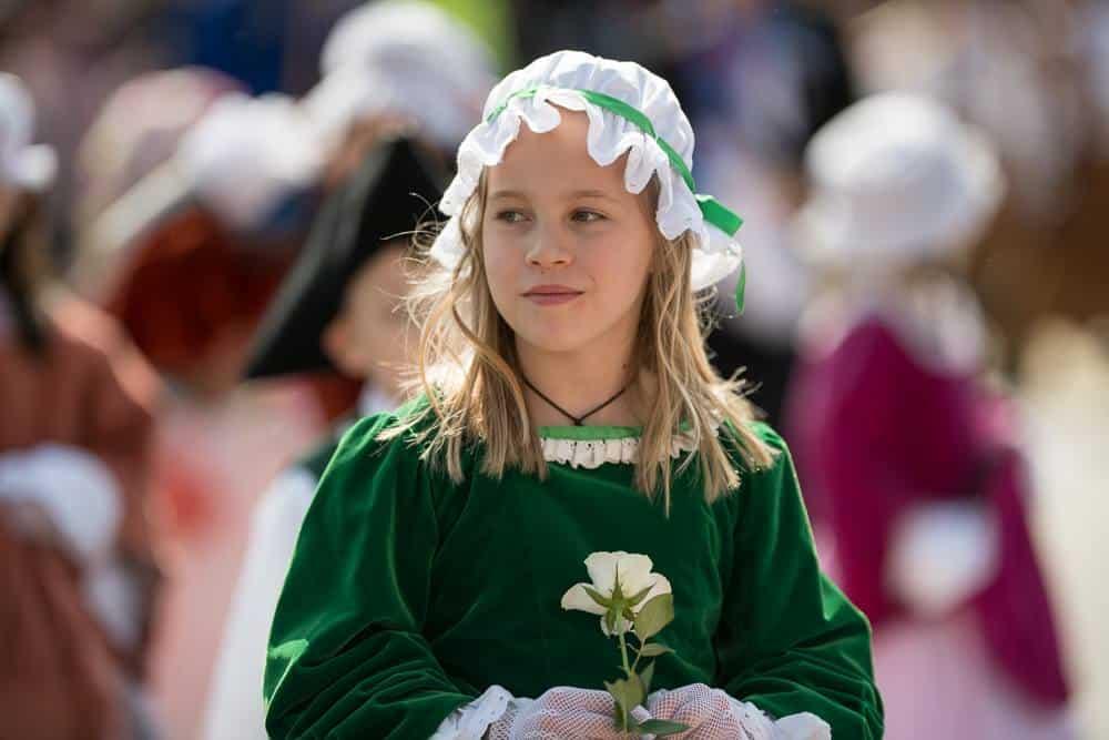 The Children's Parade Sechseläuten 2019