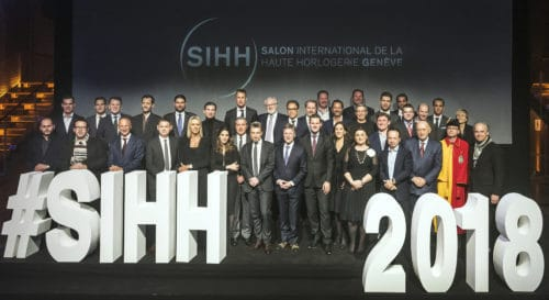Highlights of SIHH18 Watch Fair Geneva