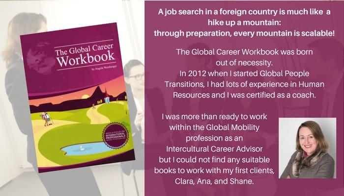 Angela Weinberger Expat book