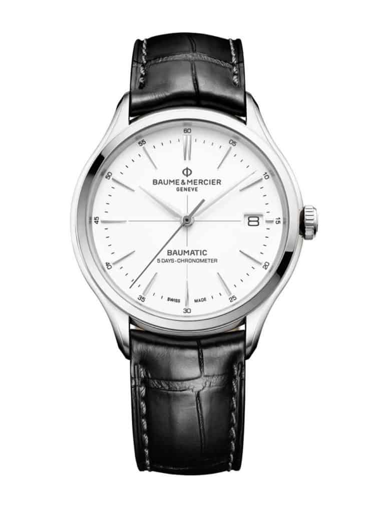 Baume et Mercier Clifton at SIHH18 - Spending Time at SIHH18 Watch Fair Geneva