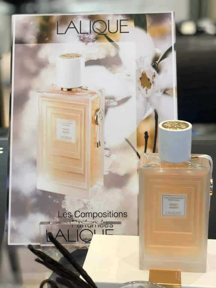 Lalique Perfumes Amber
