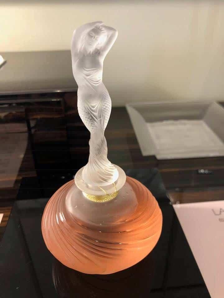 Lalique Naïade 2019 Crystal Limited Edition LALIQUE DE LALIQUE