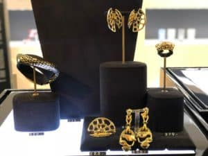 lalique Jewellery collection
