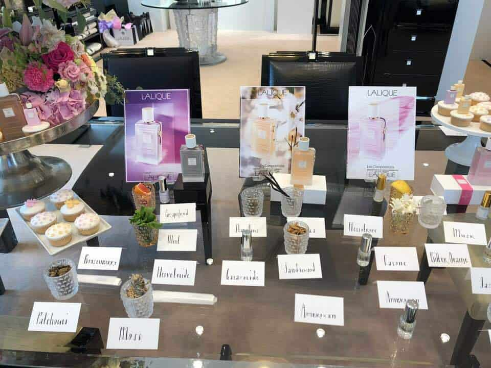 Lalique Perfumes