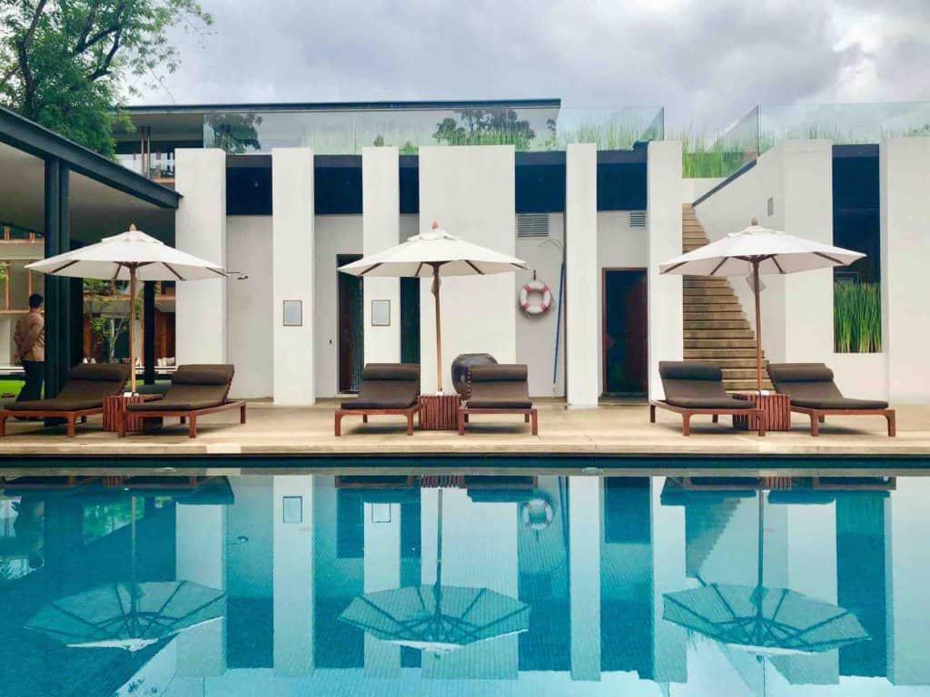 The Anantara Hotel Chiang Mai
