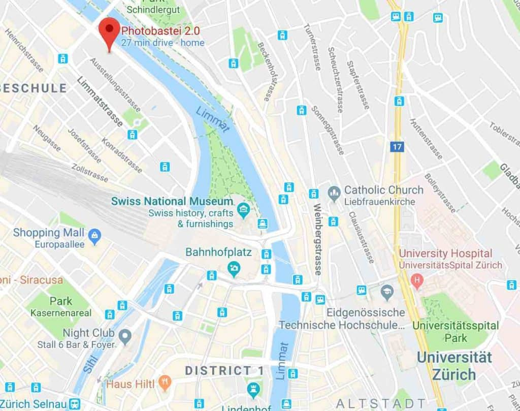 Google Maps Photobastei
