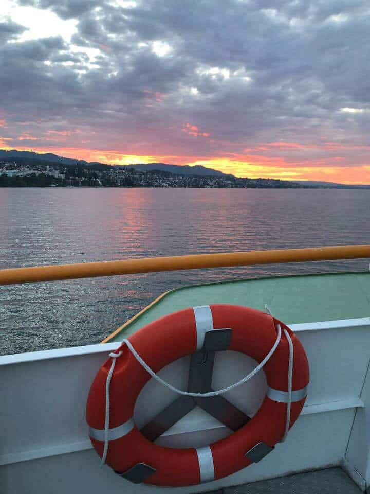 ZSG Cruise n Lake Zurich