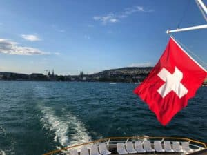 Build A Burger Cruise on Lake Zurich