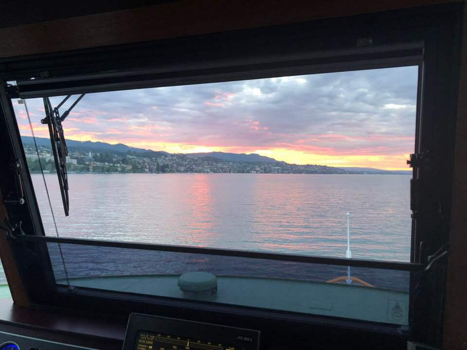 ZSG Cruise on Lake Zurich