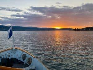 ZSG Cruise n Lake Zurich