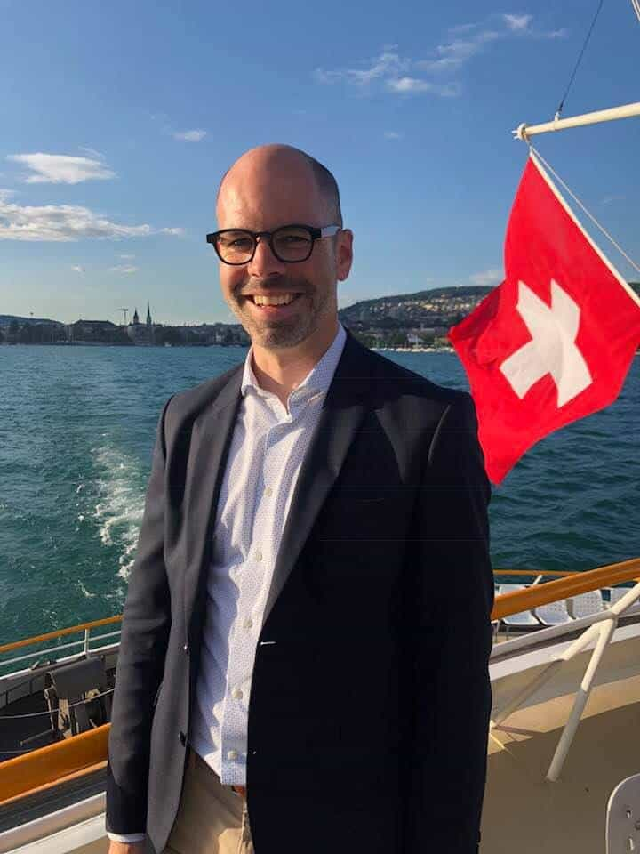 Roman Knecht Director ZSG Zurich