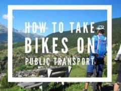 How To Take Your Bike on Swiss Public Transport
